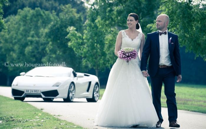 Tanja og Ronnis bryllup