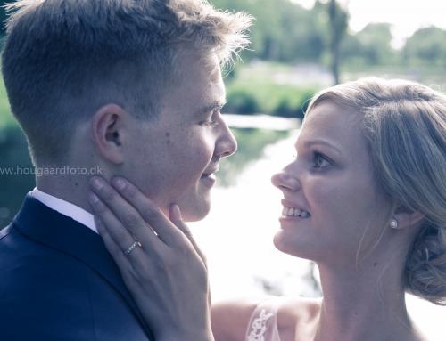 Pernille og Simons bryllup