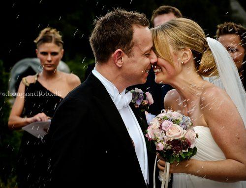Bryllupsreportage på 1 sek!