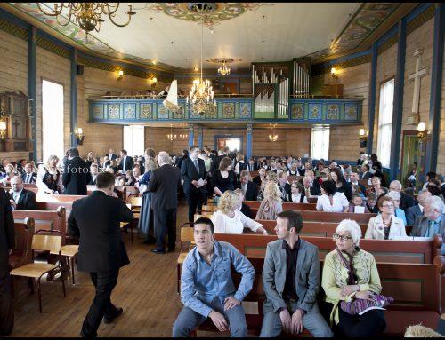 Ferie & konfirmation i Norge…