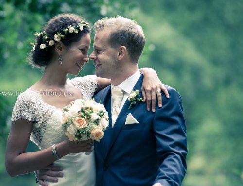 Leslie-Ann & Troels' bryllup