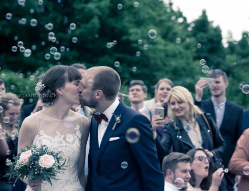 Marlene og Jacobs bryllup