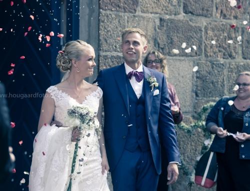Malene og Mortens bryllup
