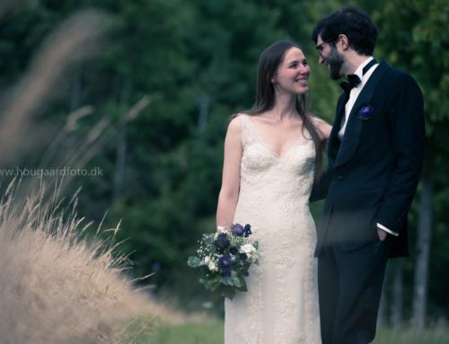 Line & Vincents bryllup