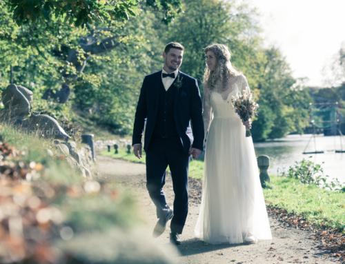 Caroline & Peders bryllup